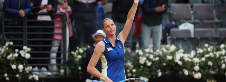 IBI 2019 : Karolina Pliskova regina di Roma