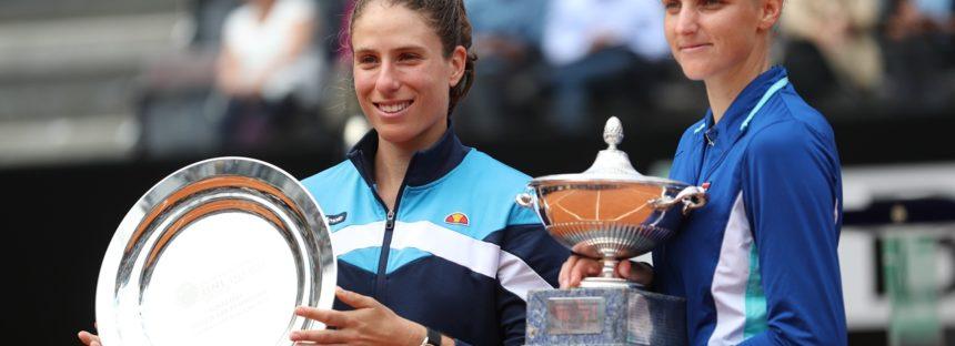 IBI 2019 : Karolina Pliskova sale al 2° posto in classifica