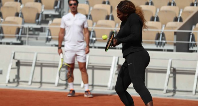 Roland Garros : Serena Williams cerca lo Slam n°24