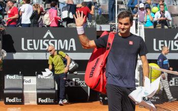 IBI 2019 : Federer rientro vincente, eliminato Sousa